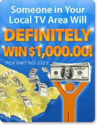 PCH Search & Win: overstock.com