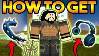 Aquaman Event On Roblox Booga Booga How To Get 2 Free Items