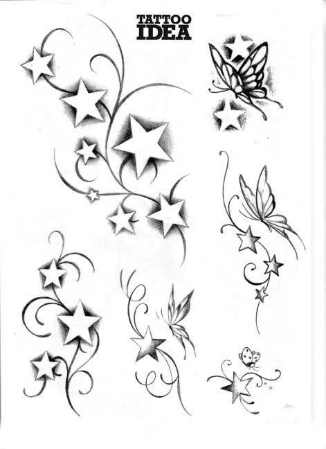 sterne tattoos and bild tattoos on pinterest. Black Bedroom Furniture Sets. Home Design Ideas