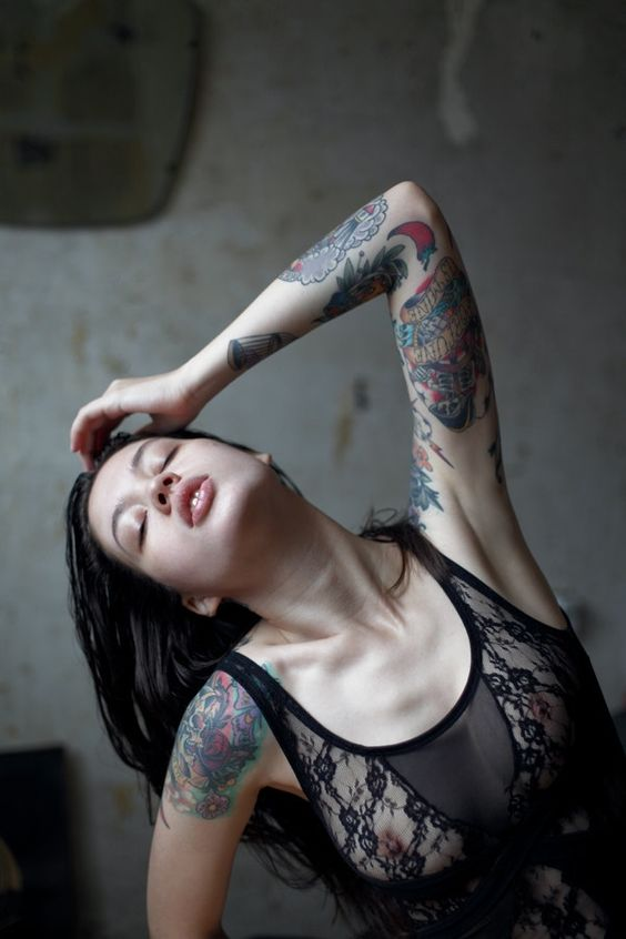 Tattoos Are Hot | Tattoos Are Hot