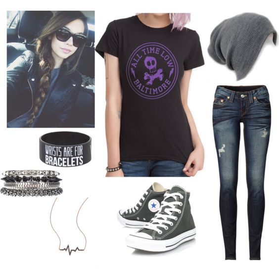 pop punk style clothing - Google Search | Inspiration ...