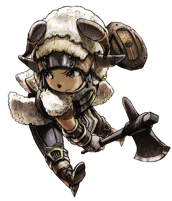 Tarutaru Beastmaster from Final Fantasy XI