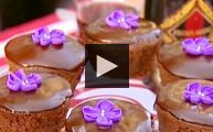 Chocolate Ganache Cupcakes - cooking videos online : Food Network UK