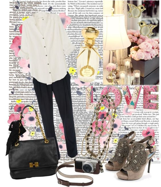 """""""In serious need of some color in my life... its 2 gray here :("""" by lovefashion08 on Polyvore"""