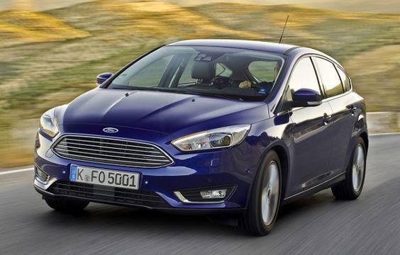 Ford Focus 2015 - Fornecido por Carplace