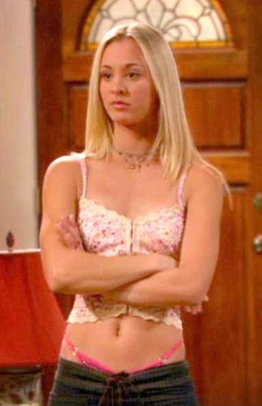 Kaley as Bridget Hennessy on 8 simple rules