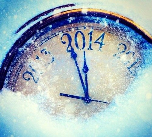 Happy New Year: 2014 is coming