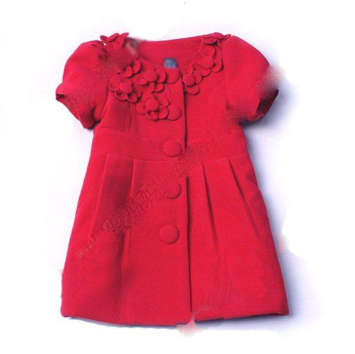 baby dress winter