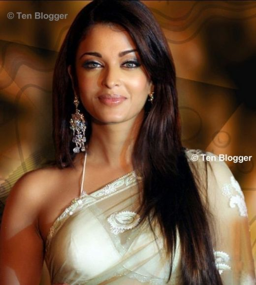 Aishwarya Rai Indian Women Are Beautiful Culture Sari Celebrates Pinterest Ash