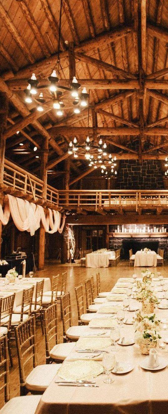 Rustic Resorts Mountain Wilderness Lodges Adventure Travel Log Cabin Wedding Sunriver Resort Cabin Wedding