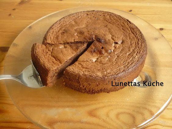 Lunettas Küche: Tarte au chocolat