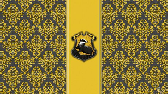 house hufflepuff wallpaper hogwarts paper art theladyavatar phone wallpaper pinterest. Black Bedroom Furniture Sets. Home Design Ideas