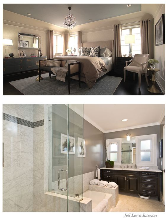 Jeff lewis residence decor jeff lewis paint master for Jeff lewis bedroom designs