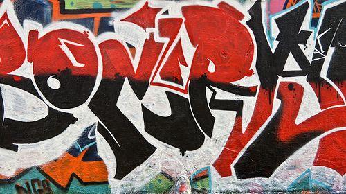 Street Art - Crosses Green, Cork. - #StreetPhotography