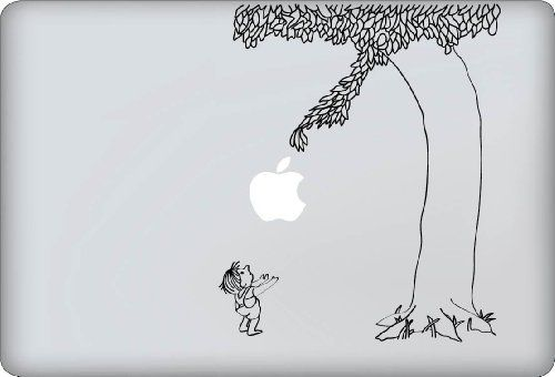 perfect for my laptop - I LOVE the Giving Tree