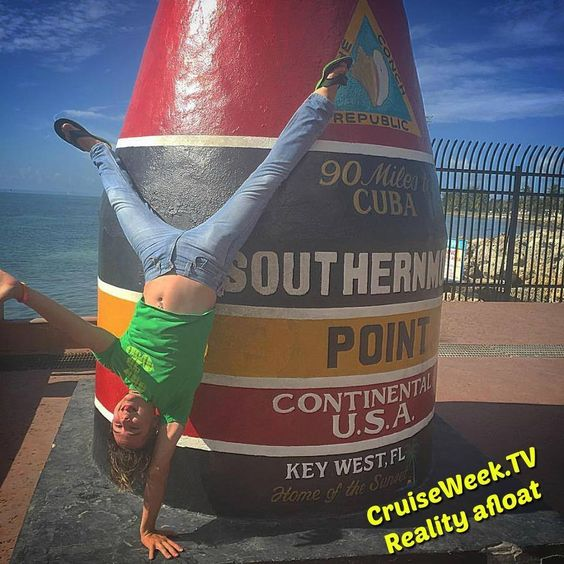 which one of our cruiseweek guys is this. live on a carnival magic cruise ship