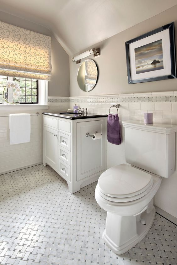 tile bathrooms white subway tile bathroom marble tiles in bathroom