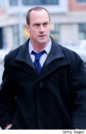 Vintage 2009, Christopher Meloni, Law and Order SVU, NYC, www.RevWi...