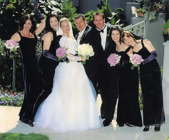 Erika Eleniak And Wedding On Pinterest