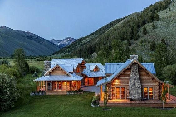 35 awesome mountain house ideas http homemydesign com 2014 35
