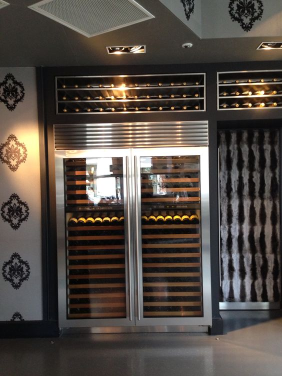 Sub zero wine fridge