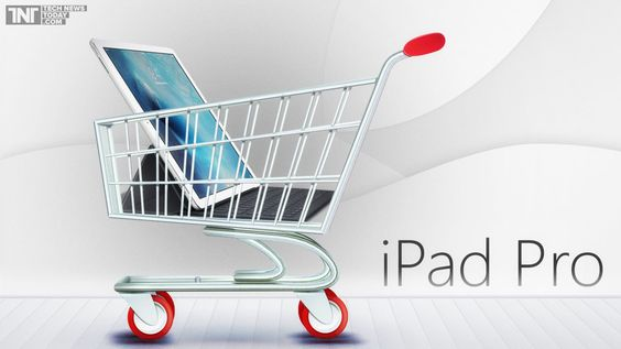 Apple Inc To Begin Taking Online Orders Of iPad Pro From Wednesday