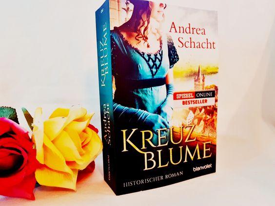 Die Kreuzblume von Andrea Schacht