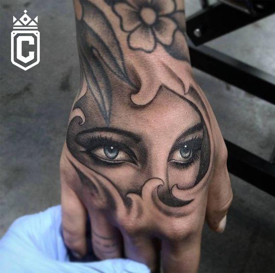 best hand tattoos designs men