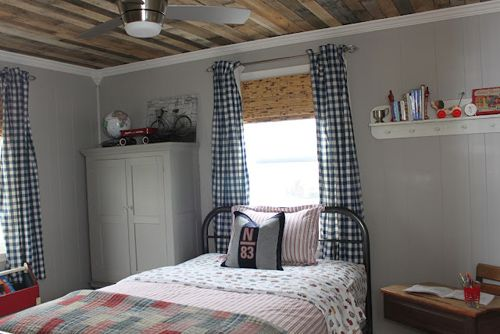 Awesome 'Before and After' section of Design*Sponge. Start with this amazing nursery to rustic boys room redo.