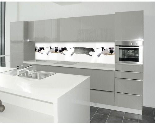 mySPOTTI profix Memocow 60x220 cm - nischenplatten für küchen