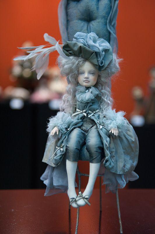 """Свет вечерней звезды... - """"Искусство Куклы""""(часть первая)"""
