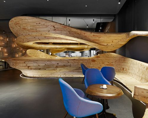 a diverse collection of outstanding interior architecture from around the globe