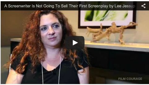 A #Screenwriter Is Not Going To Sell Their First #Screenplay by Lee Jessup via http://filmcourage.com/   For more videos, please visit https://www.youtube.com/user/filmcourage  #filmandtelevision #womenwriters #screenwritingtips #screenwriting101 #script #write #screenplaywriting