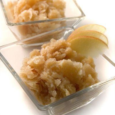 Caramel Apple Ice