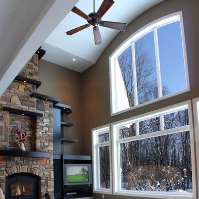 StClements Great Room - traditional - family room - toronto - Schnarr Craftsmen Inc