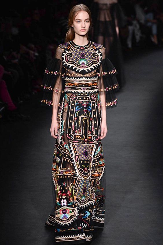 Valentino | Paris Fashion Week | FW 15/16