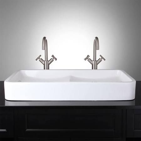 extra large double sink - Google Search