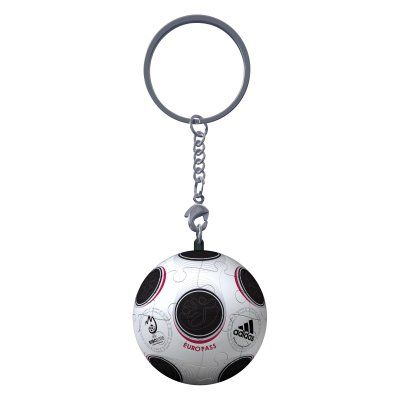 Ravensburger - Jigsaw Puzzle Ball - 24 Pieces - Soccer Ball Key Chain : UEFA 2008 - Jigsaw Puzzle Road