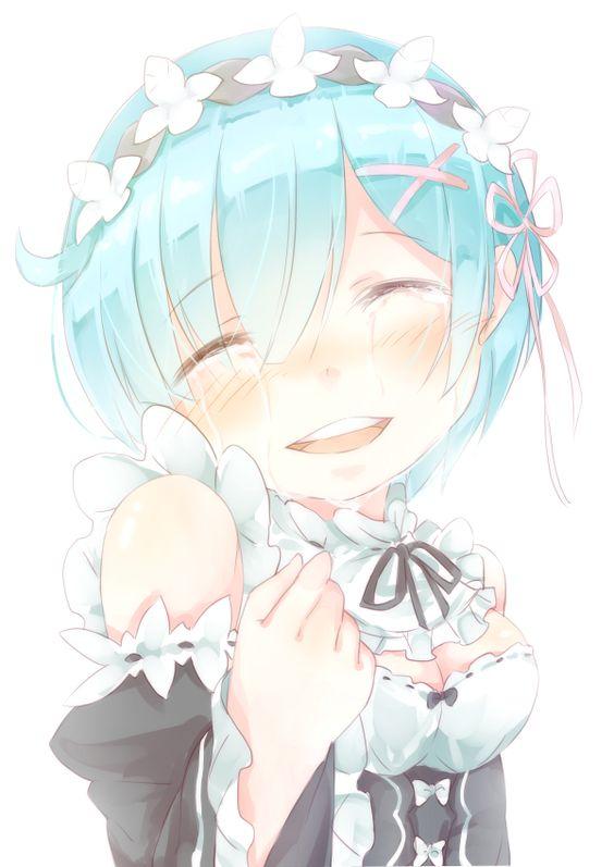 Rem - Re:Zero kara Hajimeru Isekai Seikatsu  笑いながら、、