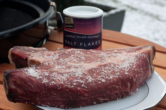Balsamico Schalottensosse Zu Rib Eye Steaks