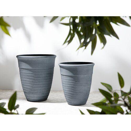 Ceramic Plant Pot Set