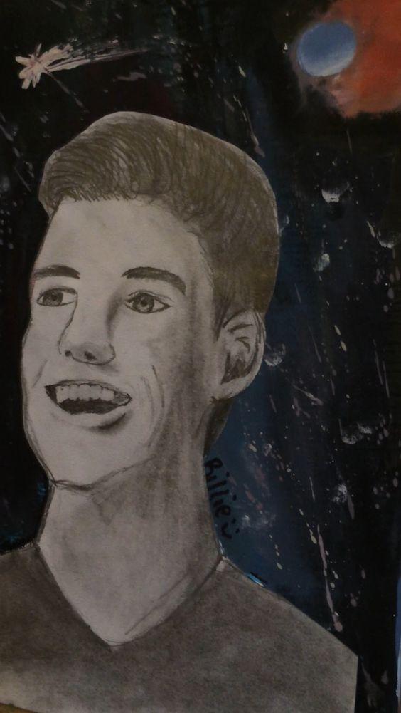 Draw shawn Mendes #art #drawing #portraits