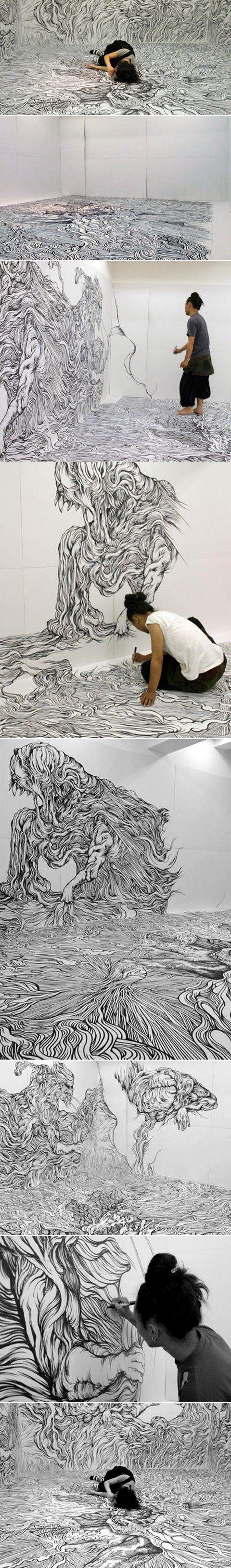 Creative installation