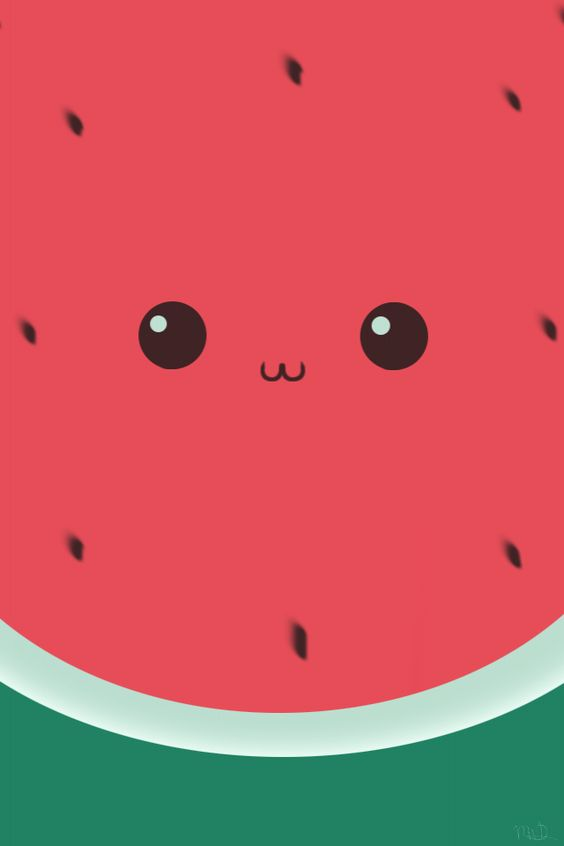 Cute watermelon wallpaper | Girly wallpapers | Pinterest ...