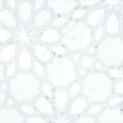 Cameli Grande by Mosaique Surface. Available at Cabochon Surfaces & Fixtures.