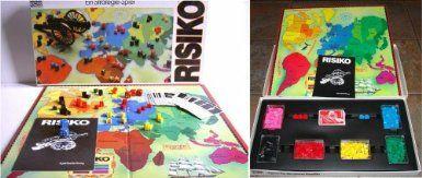 RISIKO - Ein Strategie-Spiel [Brettspiel].: