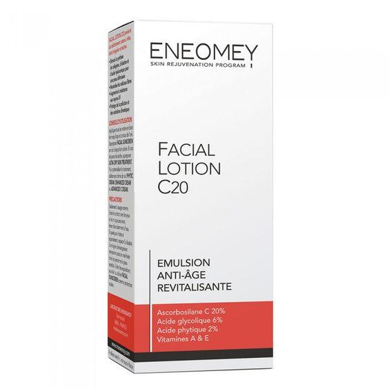 ENEOMEY FACIAL LOTION C20 30ML - Easyparapharmacie