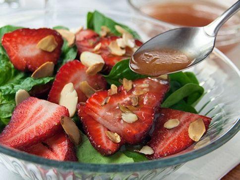 Healthy strawberries and recetas on pinterest - Comidas saludables y faciles de preparar ...