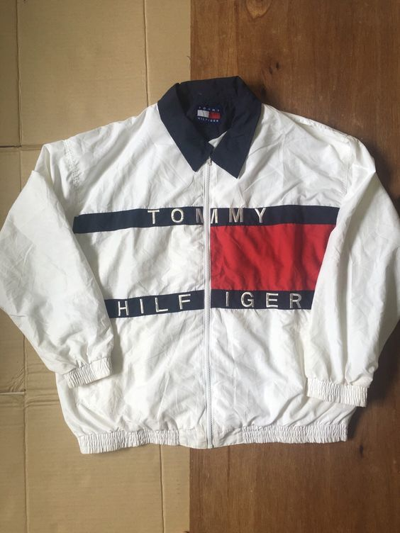 A personal favourite from my Etsy shop https://www.etsy.com/listing/265210139/rare-vintage-tommy-hilfiger-embroidedry