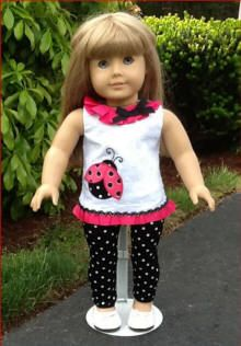 "Outdoor Doll Outfits & Fun For 18"" & American Girl: Ice Skates, Winter Coats, Tents, Bikes, Doll Cars, and Much More!"